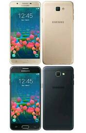 Brand New Unlocked Samsung Galaxy J5 Prime Duos(Dual Sim) 16gb Black Gold And White Colour