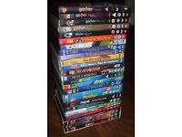 28 KID'S CHILDREN'S DVD'S