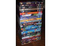 29 KID'S CHILDREN'S DVD'S