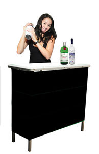 Portable Wet Bar - Perfect for formal parties and corporate events!