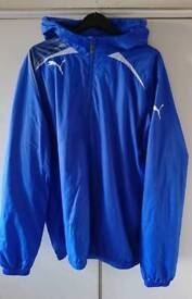 """""""PUMA"""" water resistant lightweight jacket with hood"""