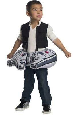 Toddler Star Wars Millennium Falcon Halloween Costume - No Packaging - Falcon Halloween Costume