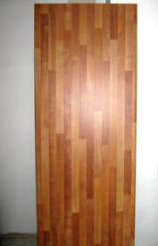 Worktop 1.75m length - Wickes cherrywood laminate