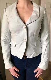 Coast ladies grey jacket blazer 14