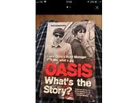 Oasis books/biographies