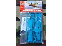 NEW SEALED 1/72 AIRFIX Mk.1 SPITFIRE WW2 FIGHTER AEROPLANE AIRCRAFT SUPERMARINE WWII RAF KIT MODEL