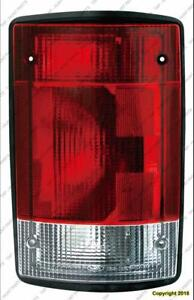 Tail Light Passenger Side  Ford Econoline 2004-2014