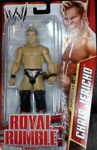 CHRIS-JERICHO-WWE-MATTEL-BASIC-SERIES-32-ACTION-FIGURE-TOY-BRAND-NEW-IN-STOCK