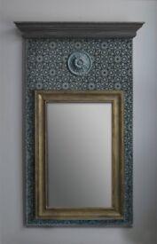 Arabic Pattern Mirror NadineHome