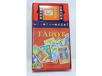 Elementary Tarot Hardcover Book and Card set