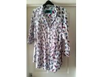 THIS GORGEOUS BRAND NEW SHIRT TUNIC