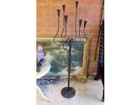 Candelabra candlestick