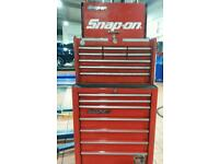 SNAP ON ROLLCAB AND TOP BOX