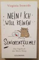 Nein ich will keinen Seniorenteller - Virginia Ironside Bayern - Höchstädt a.d. Donau Vorschau