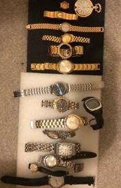 Watches - spares and repairs