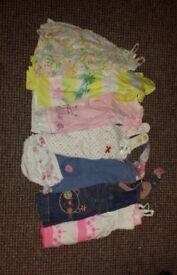 Baby girls dress bundle 0-3 months