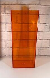 Habitat Perspex Vase / Tall Container