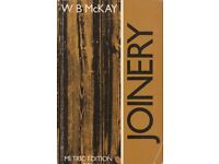 Joinery by W B McKay