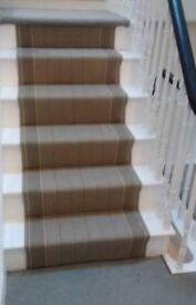 Norco carpets, carpet fitter