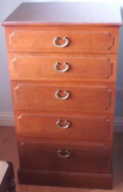 G-Plan Foresta 5-Drawer Chest of Drawers