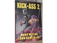Kick Ass 2 - Hardback Graphic novel / Comic book