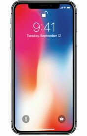IPHONE X 64GB BRAND NEW SEALED!!