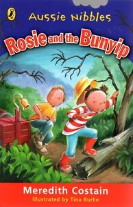 Aussie Nibbles. Rosie and the Bunyip NEW *IN Stock In Aust* by Meredith Costain