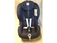Car seat – Britax Max Way – group 1/2 for 9-25kg – excellent condition