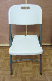 Foldaway Utility Chairs - Set of 4