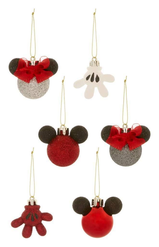 Disney and Harry potter Christmas decorations