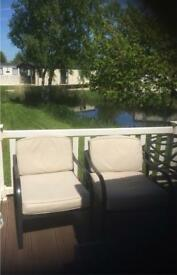 Cotswold Water Park Holiday Home