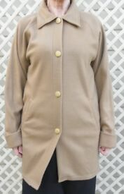 Ladies three quarter length jacket/coat Claire Neuville