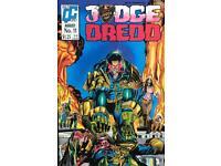 Vintage Judge Dredd, Quality Comics