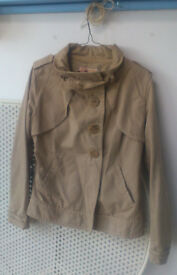 Jacket (size M / 8-10, Pull & Bear) (woman/ teen)