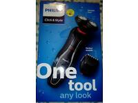 Phillips s720/17 electric shaver NEW