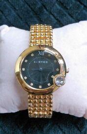 Ladies Watch / New women's Gold Watch