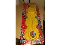 Vauxhall 8 Valve Rocker In Yellow Enamel And New Gasket