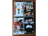 4 SONY PSP GAMES - ALL FOR £10