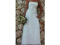 Ronald Joyce Ivory Wedding Dress