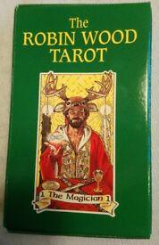 Robin Wood Tarot cards £13
