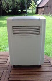 EHS BQWA903 Portable Air Conditioner Unit 8000 BTU with 2m vent hose