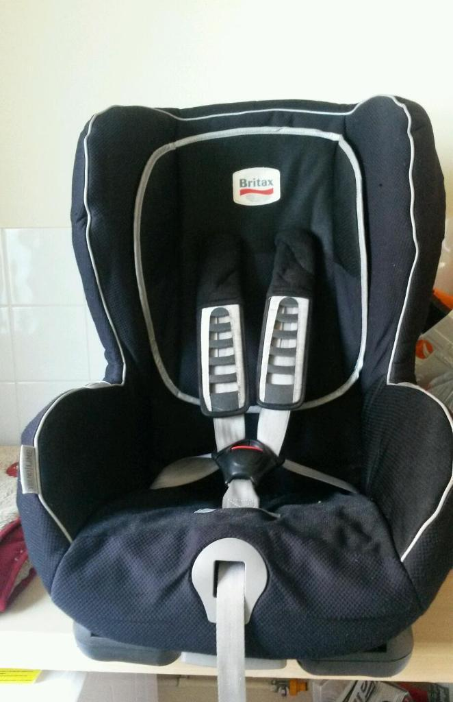 britax romer car seat as isofix in tidworth wiltshire gumtree. Black Bedroom Furniture Sets. Home Design Ideas