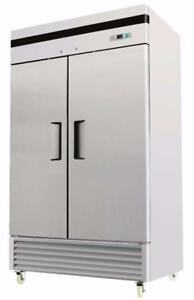 Commercial Storage Refrigerators and Freezers-Brand New-Stainless Steel-----Amazing Deals!!!