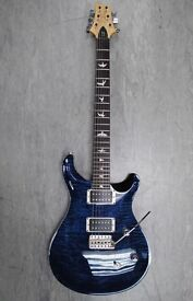 PRS CE24 Electric Guitar Whale Blue £1500
