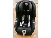 BRITAX CAR SEAT FOR 9MTHS TO 4 YEARS