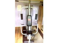 Verticals home gym