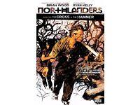 NEW comics book: Northlanders: The Cross + The Hammer