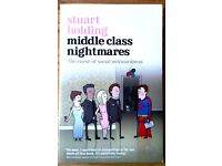 New Book by Stuart Holding - Middle Class Nightmares