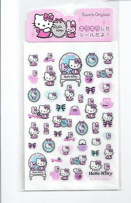 Sanrio Hello Kitty Stickers Glitter #906