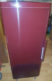 Gloss Red Chest Of Drawers